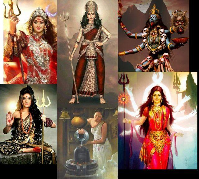 Navratri Goddess